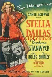 慈母心 Stella Dallas (1937)