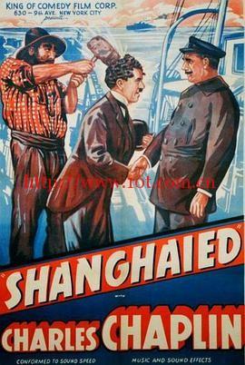 诱拐 Shanghaied (1915)