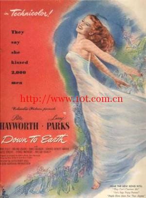 坠入凡间 Down to Earth (1947)