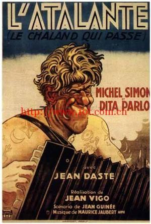 亚特兰大号 L'Atalante (1934)