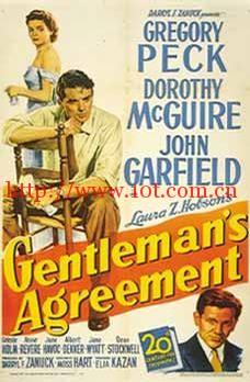 君子协定 Gentleman's Agreement (1947)