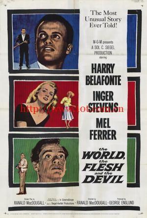 世界,众生和恶魔 The World, the Flesh and the Devil (1959)