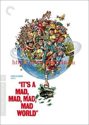 疯狂世界 It's a Mad Mad Mad Mad World (1963)