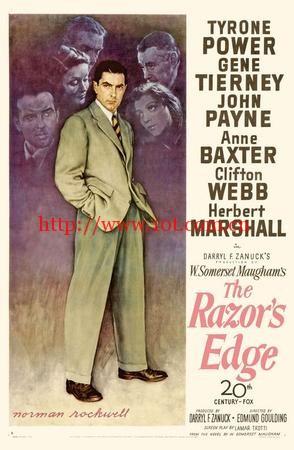 刀锋 The Razor's Edge (1946)