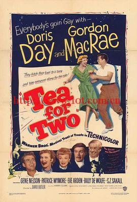 鸳鸯茶 Tea for Two (1950)