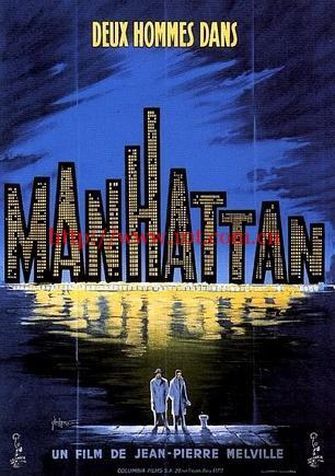 曼哈顿二人行 Deux hommes dans Manhattan (1959)