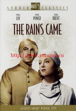 雨季来临 The Rains Came (1939)