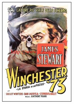 百战宝枪 Winchester '73 (1950)