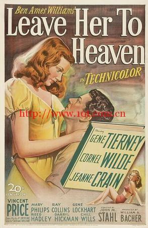 爱到天堂 Leave Her to Heaven (1945)