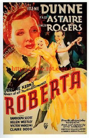 罗贝尔塔 Roberta (1935)