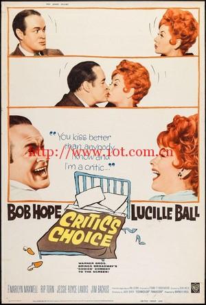 Critic's Choice Critic's Choice (1963)