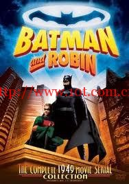 蝙蝠侠与罗宾 Batman and Robin (1949)