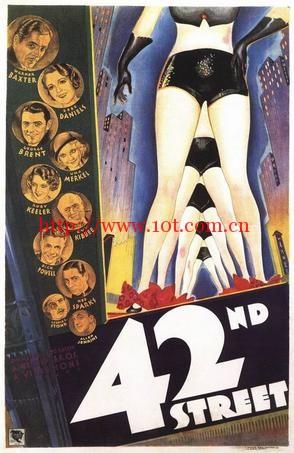 第四十二街 42nd Street (1933)
