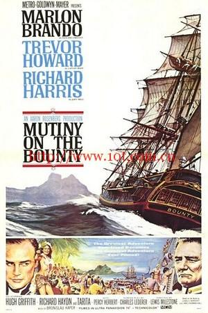 叛舰喋血记 Mutiny on the Bounty (1962)