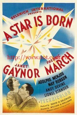 一个明星的诞生 A Star Is Born (1937)