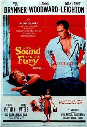 喧哗与骚动 The Sound and the Fury (1959)