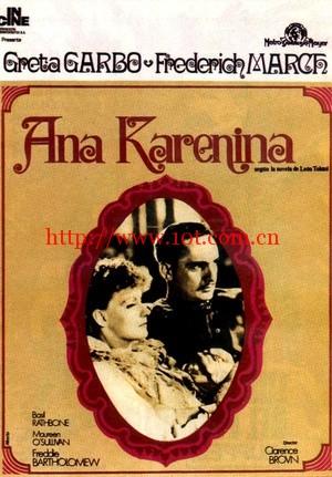 安娜·卡列妮娜 Anna Karenina (1935)