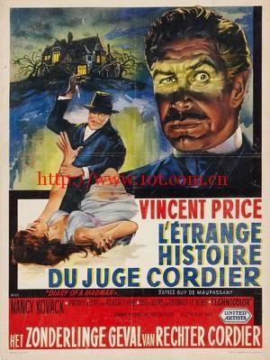 疯人日记 Diary of a Madman (1963)