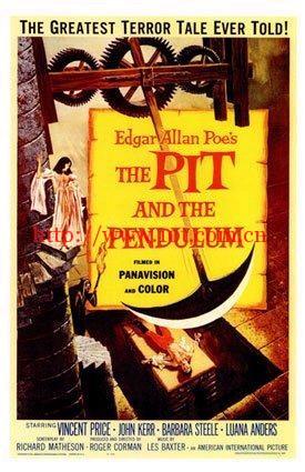 陷坑与钟摆 Pit and the Pendulum (1961)