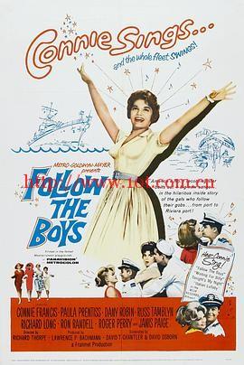 追男记 Follow the Boys (1963)