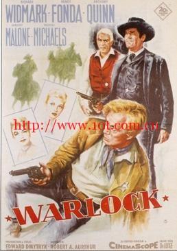 瓦劳克 Warlock (1959)