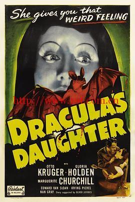 德库拉的女儿 Dracula's Daughter (1936)