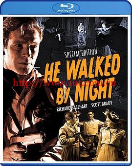 黑狱杀人王 He Walked by Night (1948)