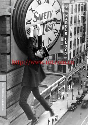 安全至下 Safety Last! (1923)