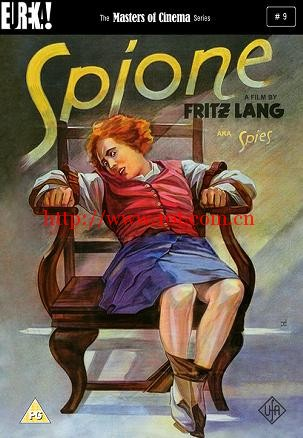 间谍 Spione (1928)