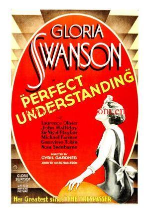 充分谅解 Perfect Understanding (1933)