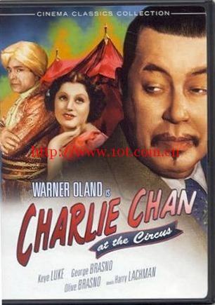 陈查理在马戏团 Charlie Chan at the Circus (1936)