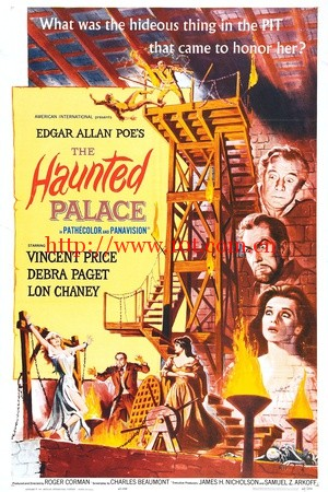 闹鬼的宫殿 The Haunted Palace (1963)