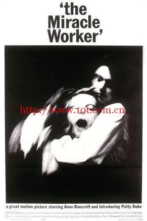 海伦凯勒 The Miracle Worker (1962)