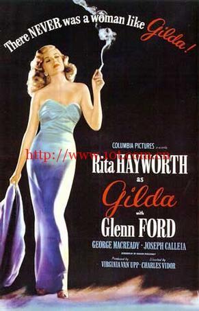 吉尔达 Gilda (1946)