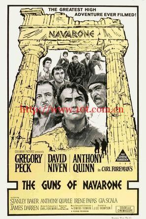 纳瓦隆大炮 The Guns of Navarone (1961)