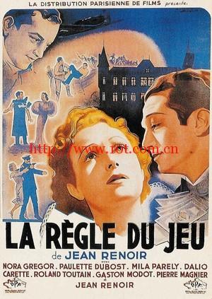 游戏规则 La règle du jeu (1939)