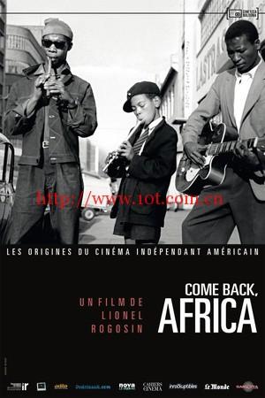 回来吧,非洲 Come Back, Africa (1959)