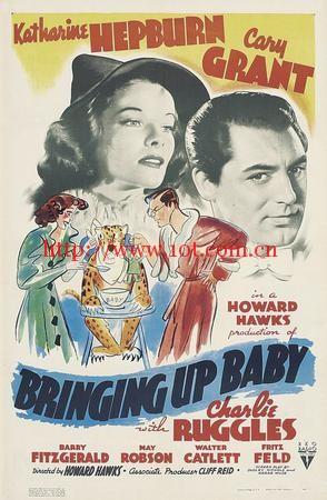 育婴奇谭 Bringing Up Baby (1938)