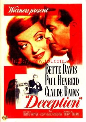 骗局 Deception (1946)