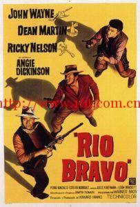 赤胆屠龙 Rio Bravo (1959)