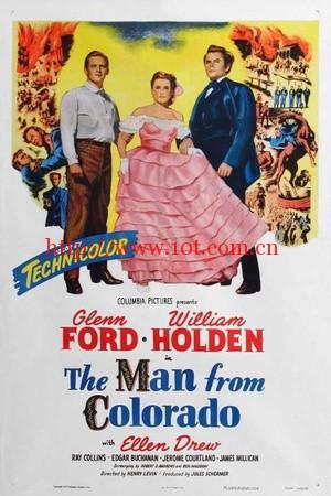 来自科罗拉多的人 The Man from Colorado (1948)