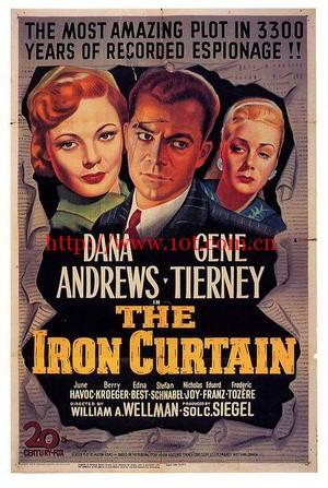 铁幕装置 The Iron Curtain (1948)