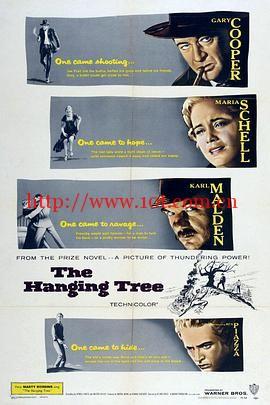 勾魂树 The Hanging Tree (1959)