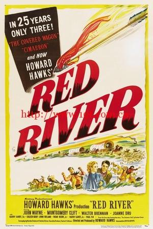 红河 Red River (1948)