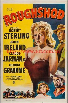 峻岭长春 Roughshod (1949)
