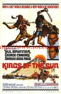 太阳王 Kings of the Sun (1963)