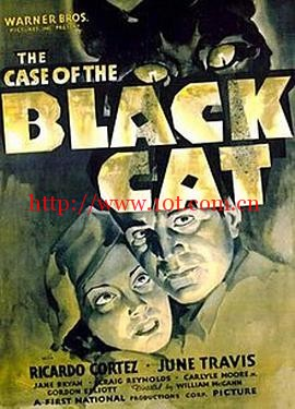黑猫事件 The Case of the Black Cat (1936)