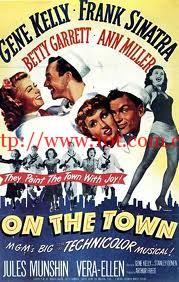 锦城春色 On the Town (1949)