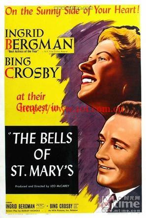 圣玛丽的钟声 The Bells of St. Mary's (1945)