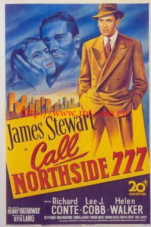 反案记 Call Northside 777 (1948)